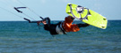 Grow with us with our custom kiteboarding courses