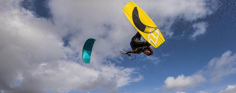 Kiteboarding and kitesurf courses in all levels