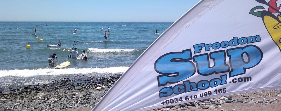 Kiteboarding and kitesurf school in La Costa del Sol